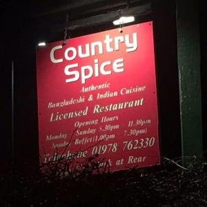 Country Spice Restaurant